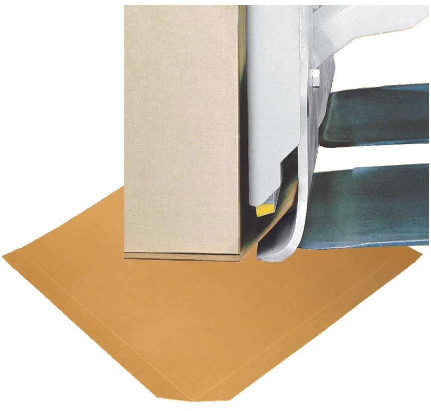 Slip Sheet Technik